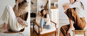 Estilismos para estar cómoda en casa