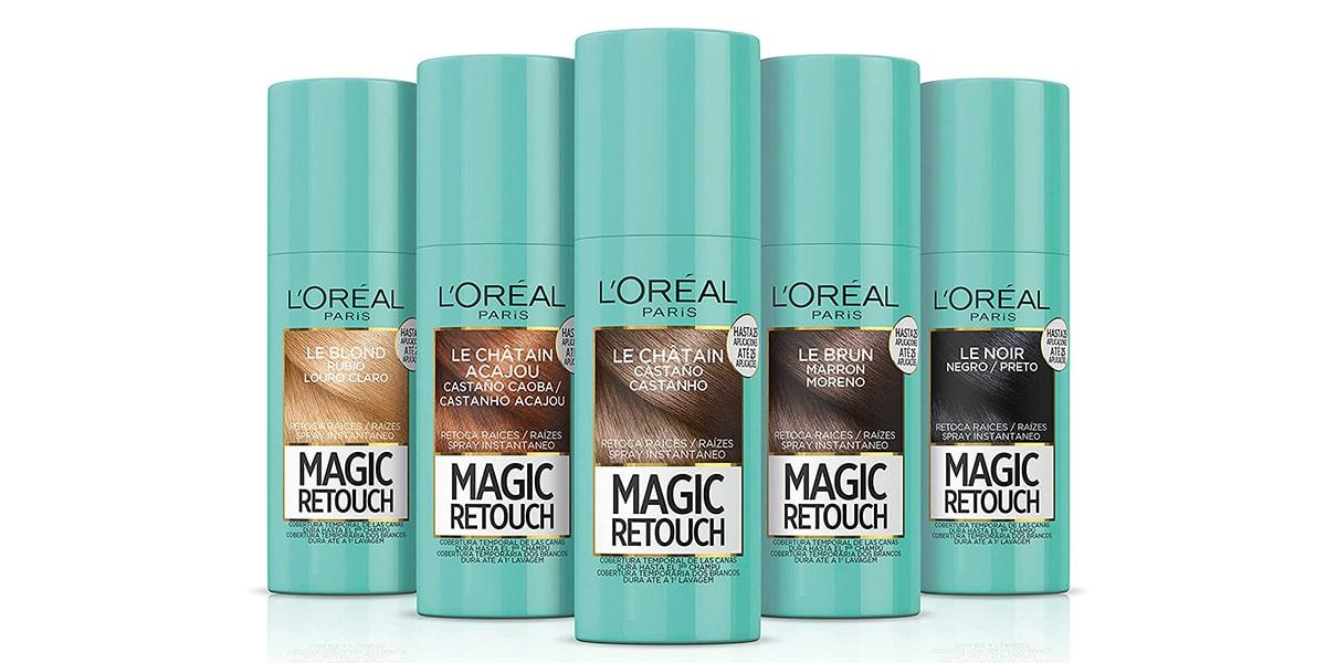 Spray para el cabello