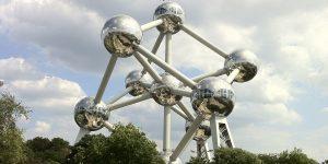 Bruselas Atomium
