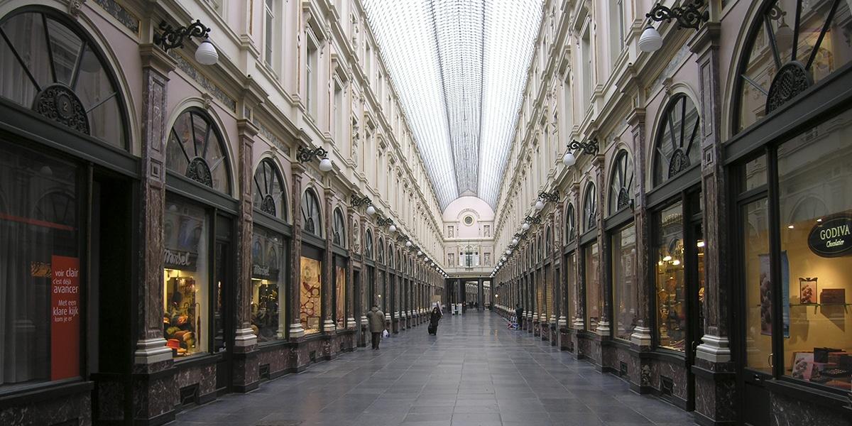 Galerías de Bruselas
