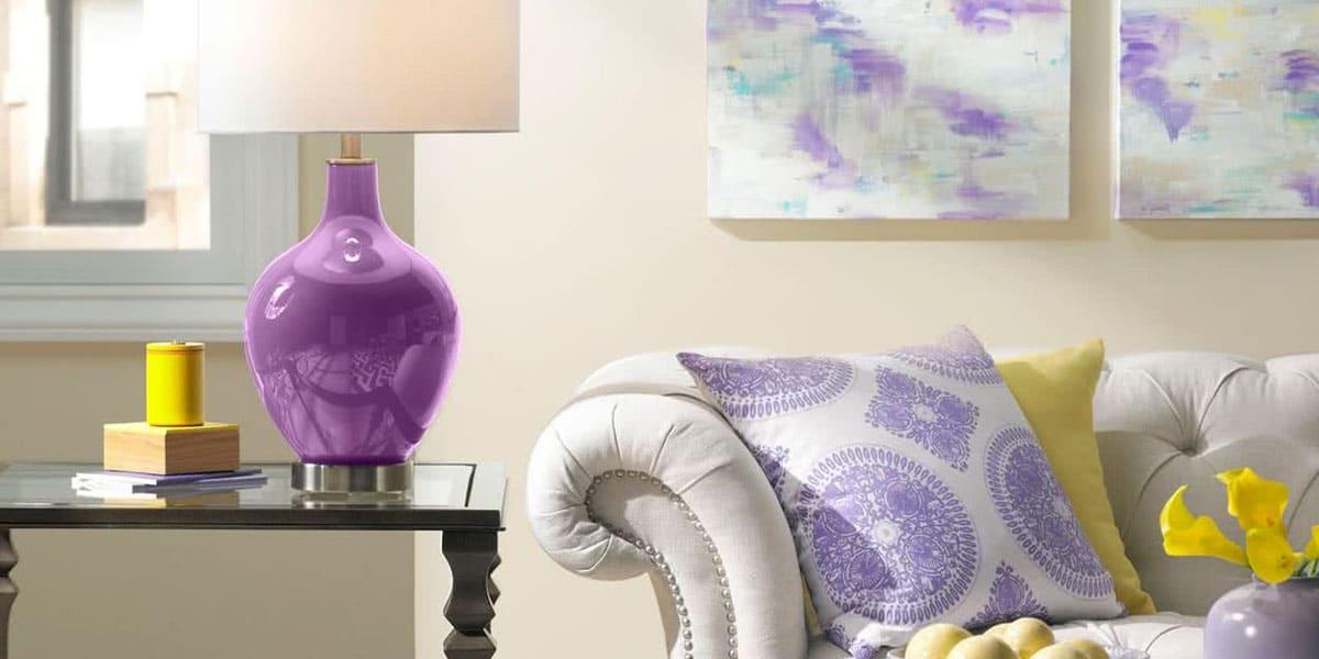 Color lila