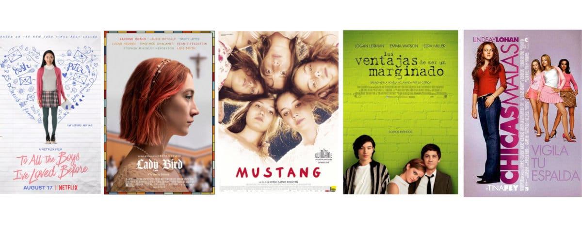 Películas protagonizadas por adolescentes