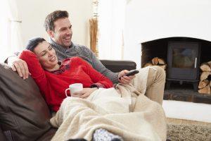 parejas en una relacion comoda