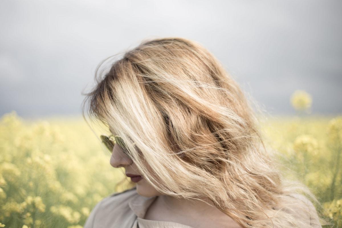 aclarar el pelo