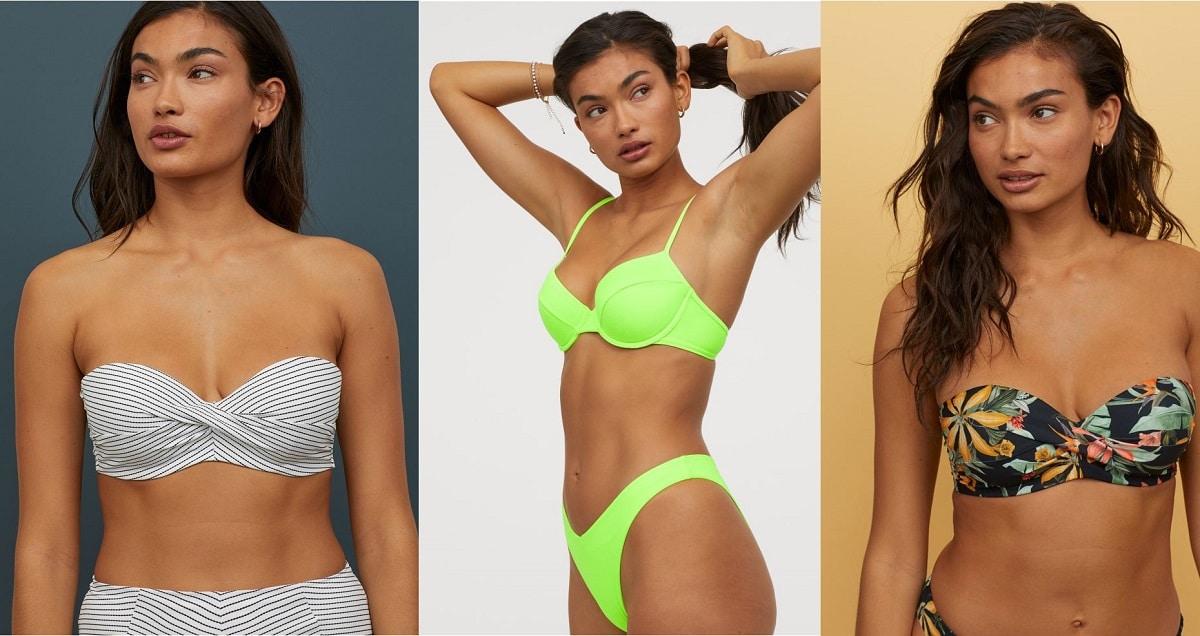 bikinis moda hm