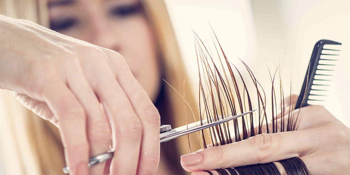 Cortar el cabello