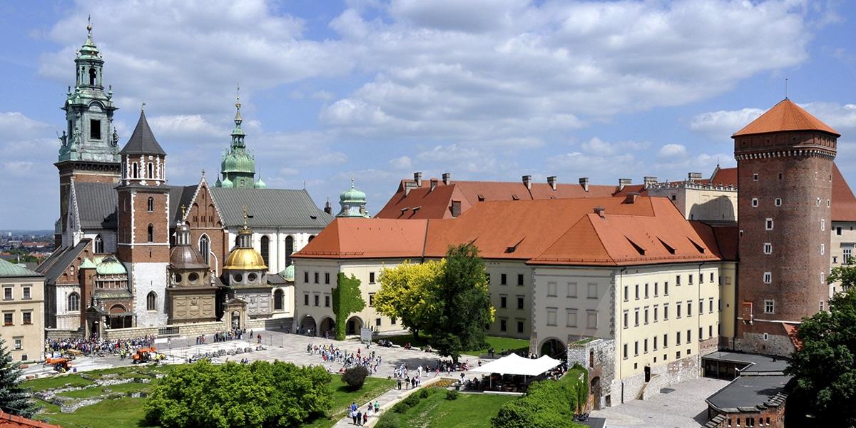 Palacio de Wawel