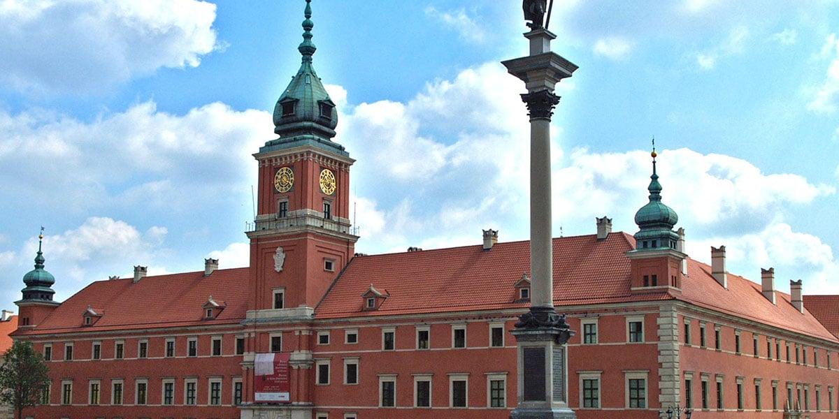 Palacio de Varsovia