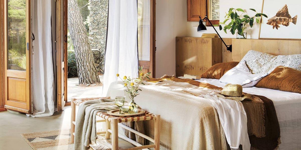 Dormitorios cálidos