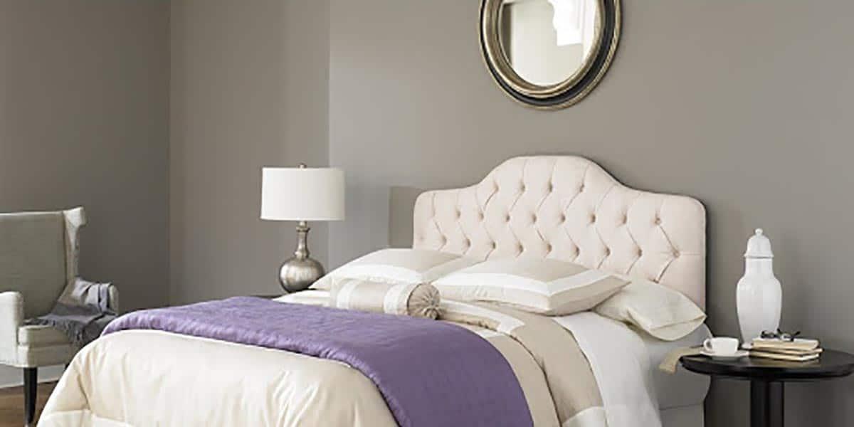 Dormitorios grises