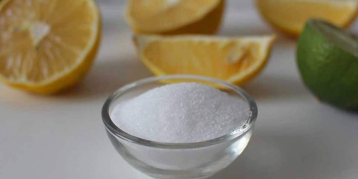 Exfoliante con bicarbonato