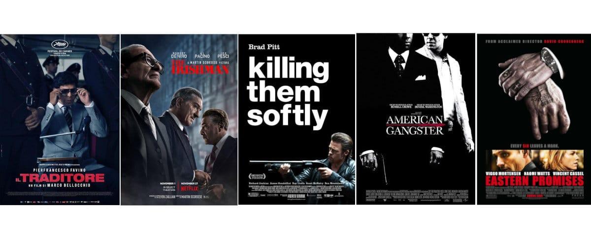 Películas de la mafia