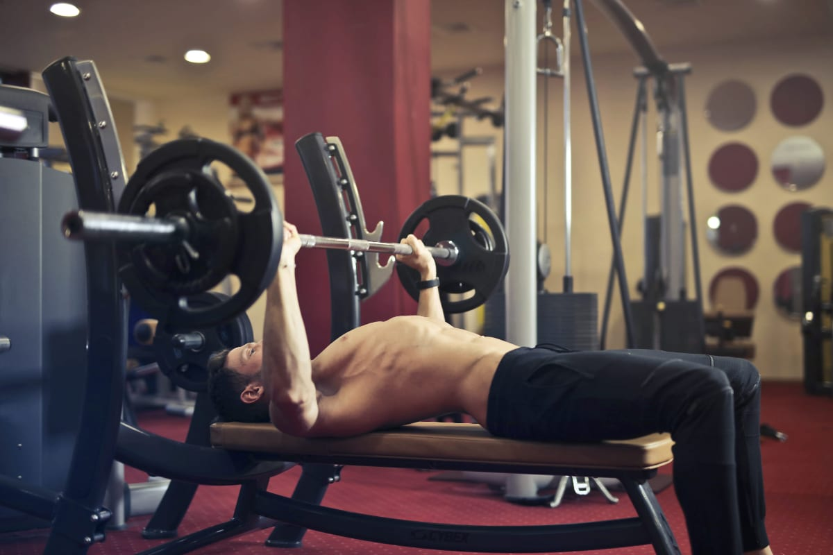 rutina de cardio y pesas