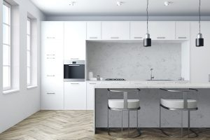 ventajas cocinas blancas