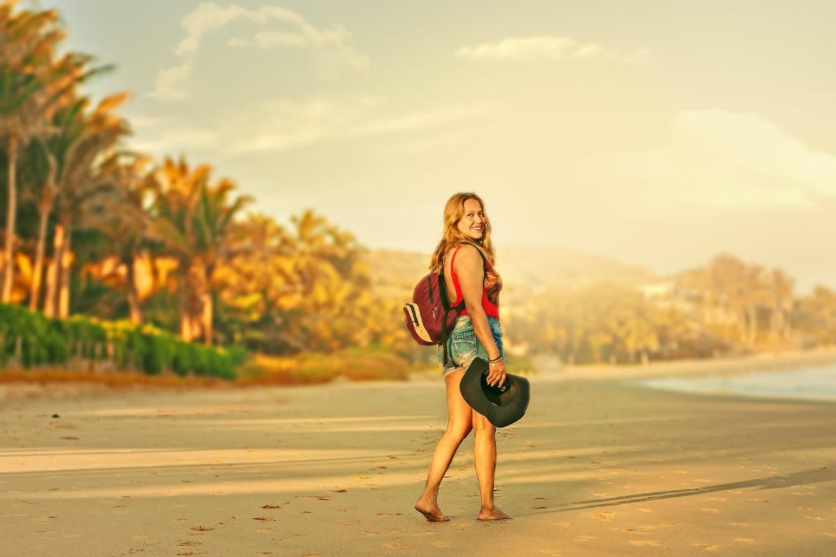 viajar para ser feliz