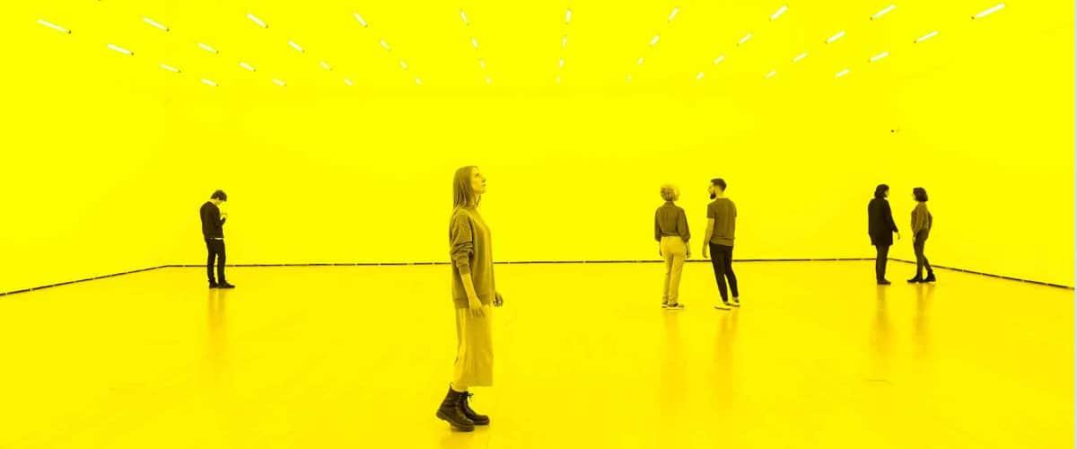 Exposiciones de arte: Olafur Eliasson: En la vida real