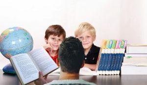 fomentar la conversación en niños en inglés