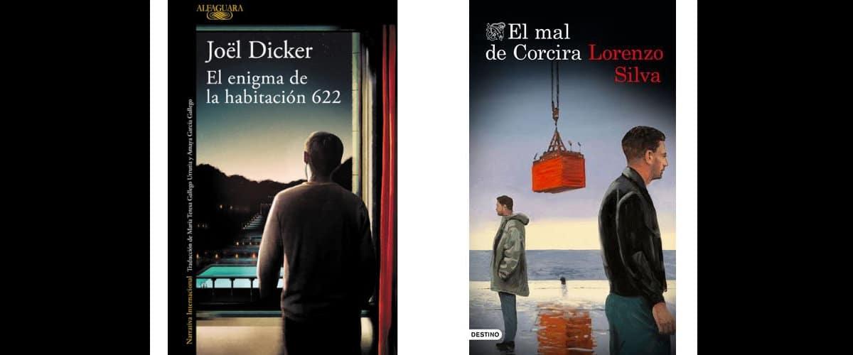 Libros de ficción mas vendidos