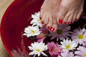 lucir pies bonitos