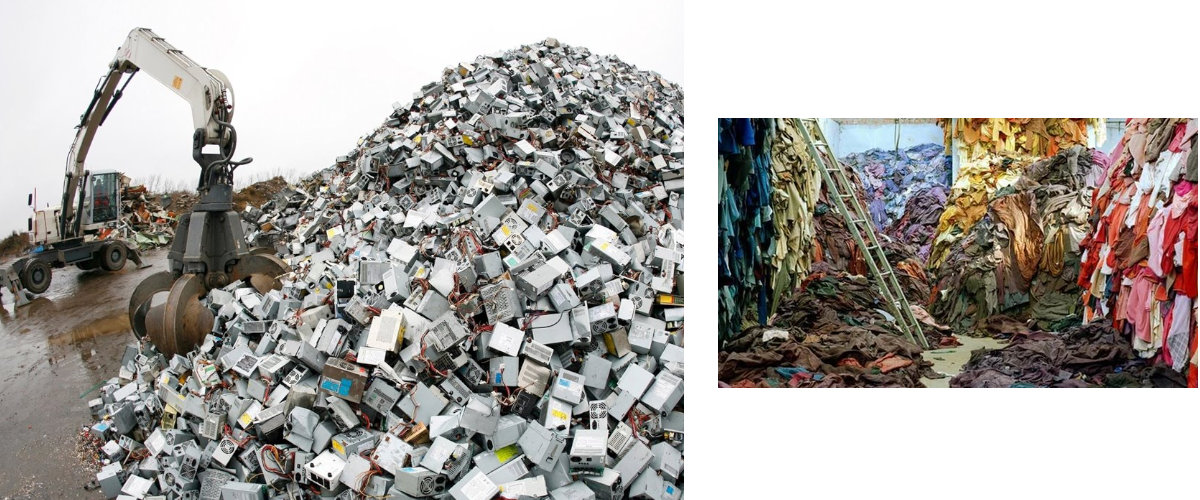 Materiales contaminantes