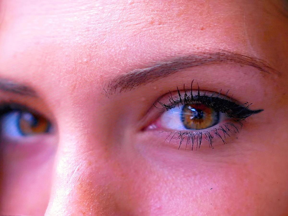 destacar la mirada