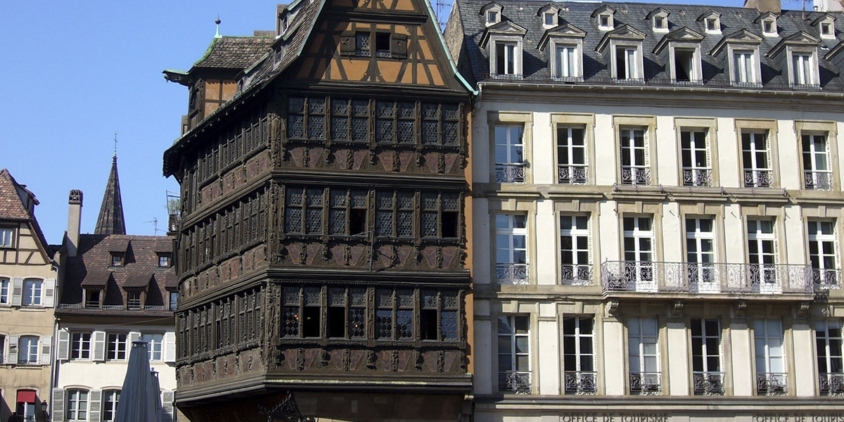 Kammerzell House | Places to See in Strasbourg