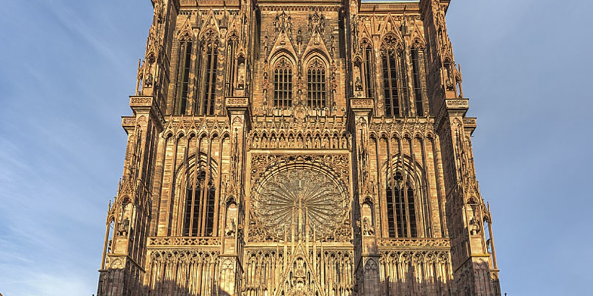 Strasbourg Cathedral | best Place to visit