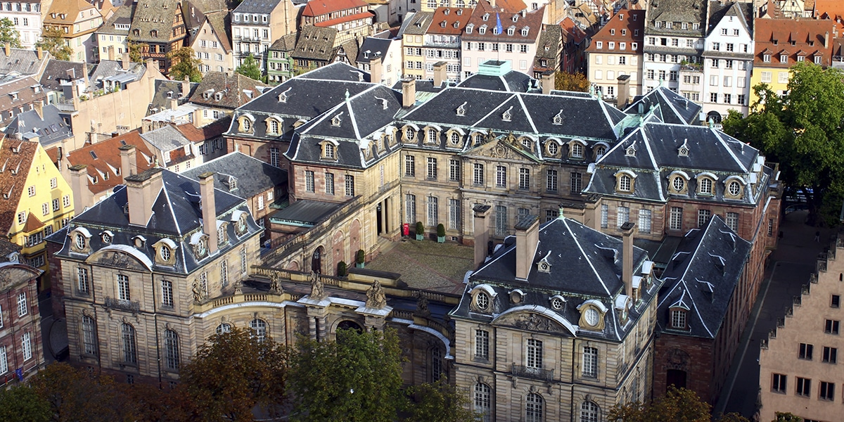 Palais Rohan | Places to See in Strasbourg