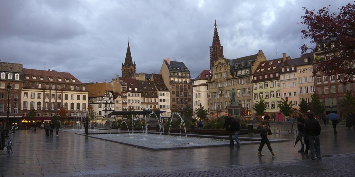 Squares of Strasbourg | Things to visit