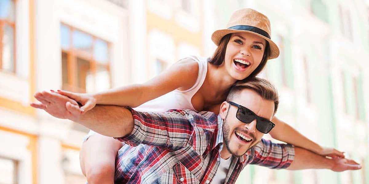 Felicidad en pareja