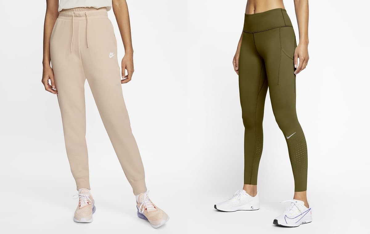 Pantalones mallas nike