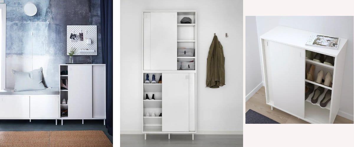 Zapatero de Ikea