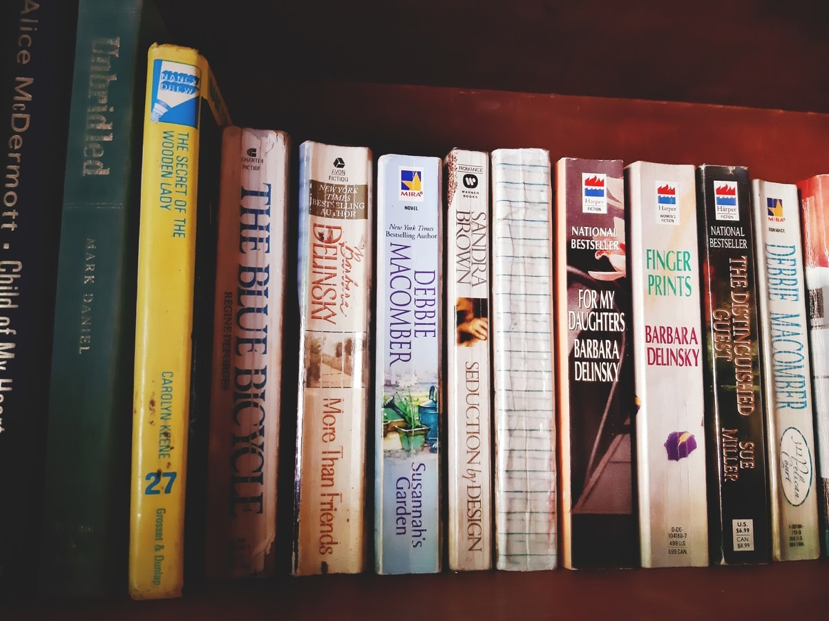 ideas par ordenar libros