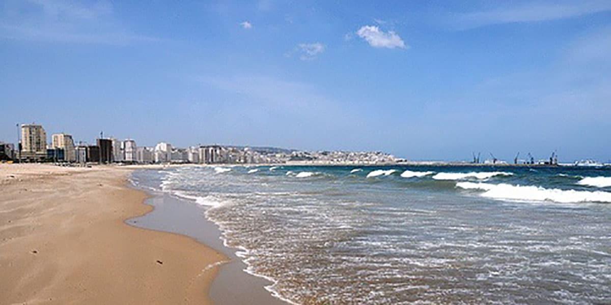 Playas de Tánger