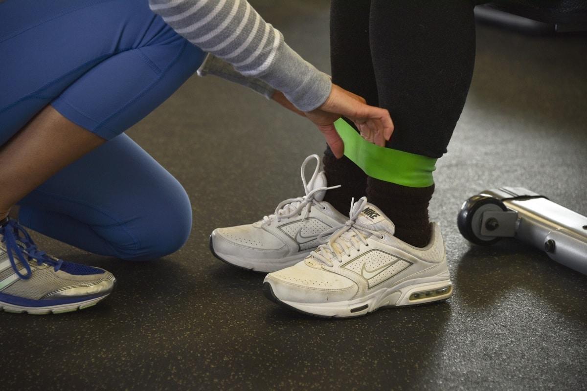 ejercicios gomas elásticas