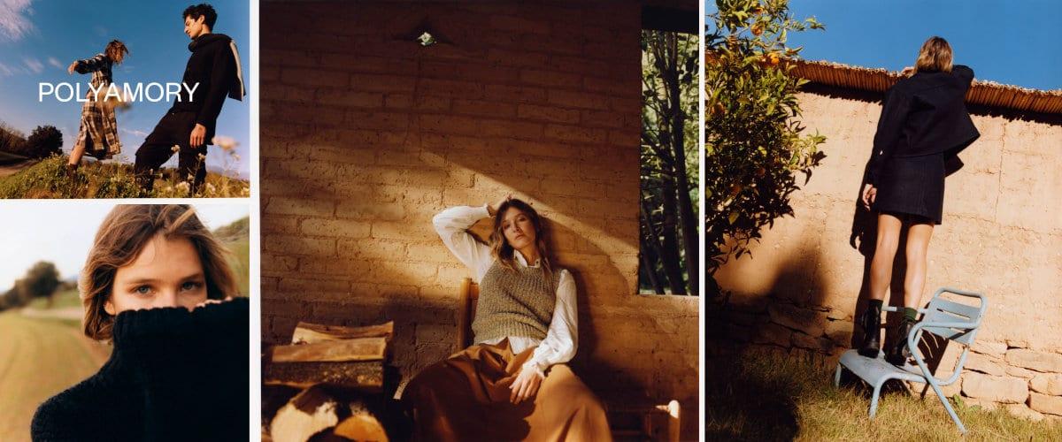 Moda otoño-invierno de Thinking Mu
