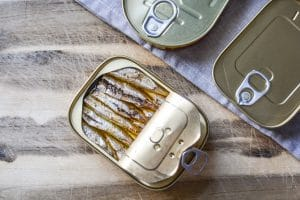 sardinas enlatadas