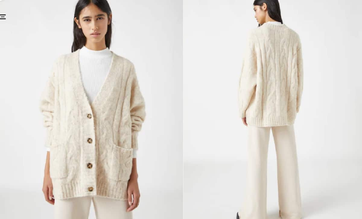 Chaqueta Pull and Bear