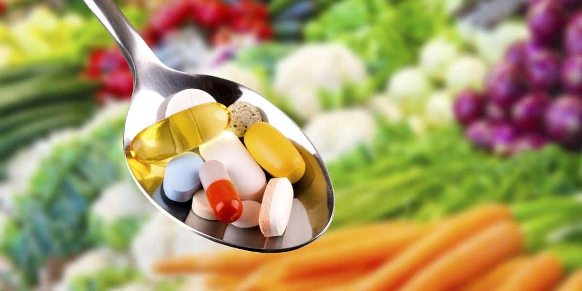 Complementos alimenticios