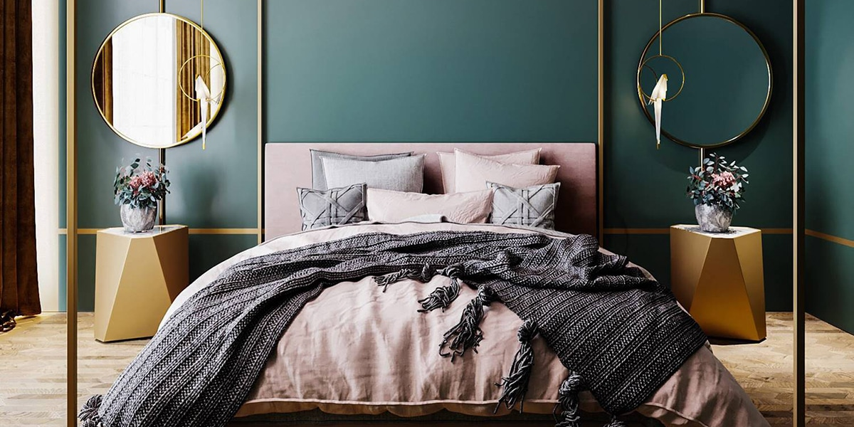 Mantas para la cama