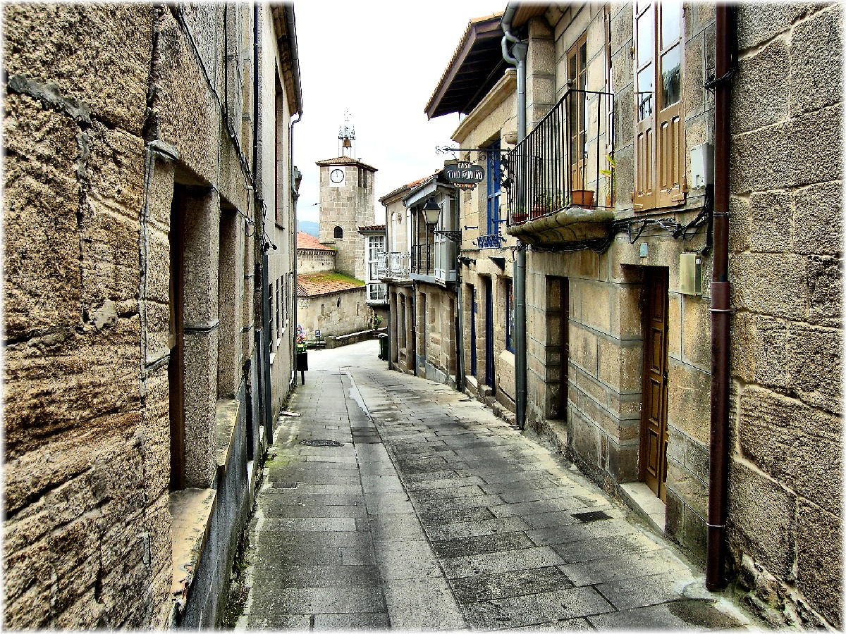 Pueblos de Galcia