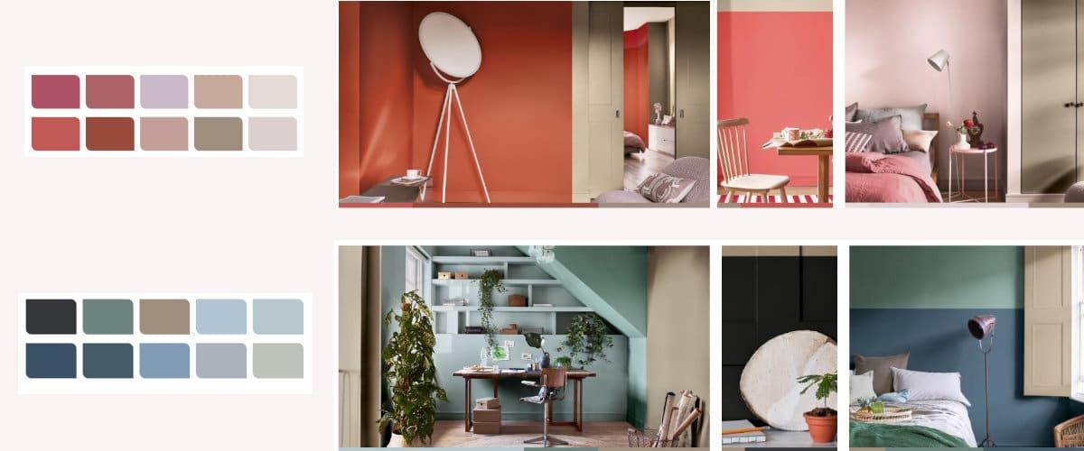 Paletas de color de Bruguer