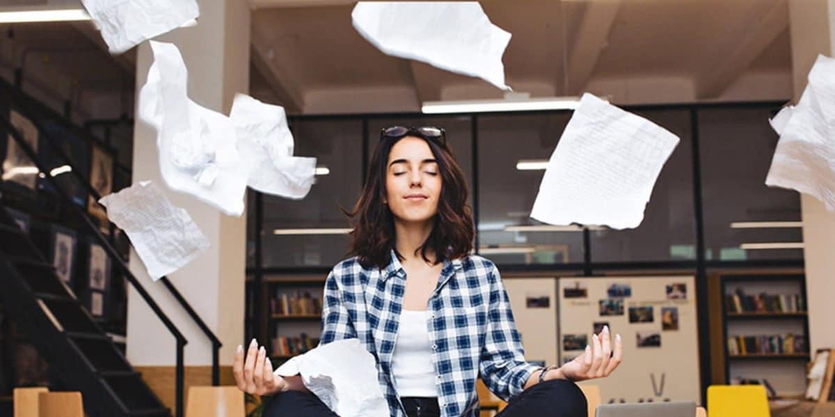 Evitar el estrés