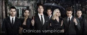 series de vampiros crónicas vampíricas