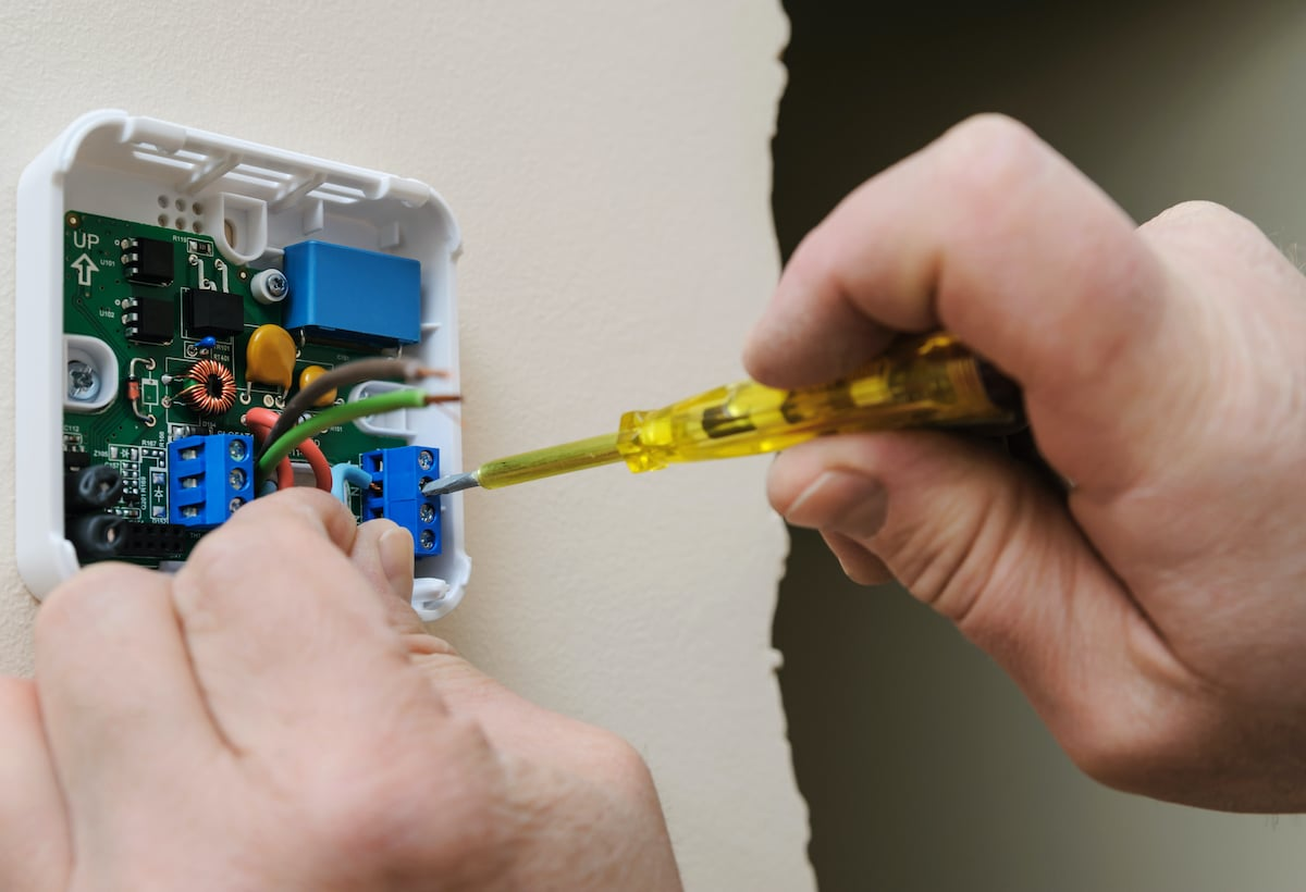 termometro instalador