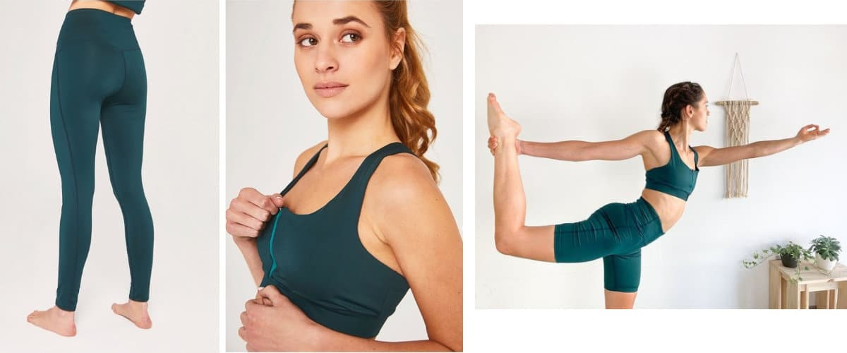 Ropa deportiva Act and be