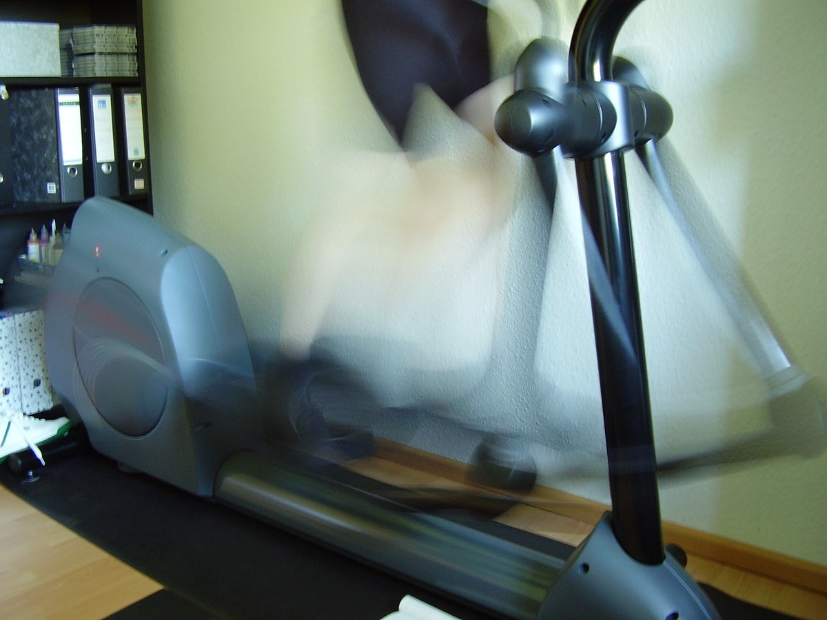 Bici elíptica