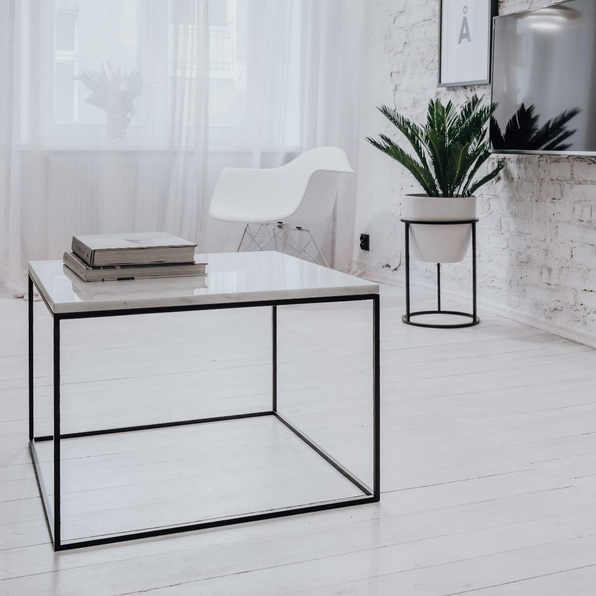 Decoración minimalista sala