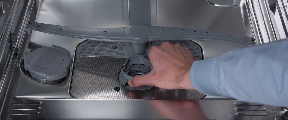 Filtro de lavavajillas