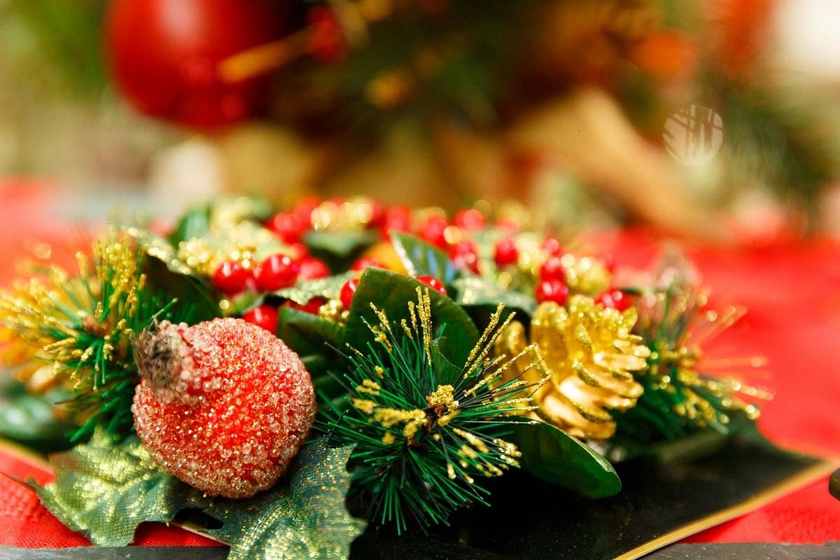 ideas para mesa navidad